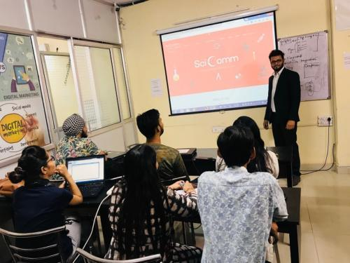 corporate seminar by Guest Trainer